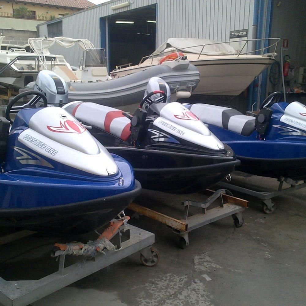 moto d acqua senza patente