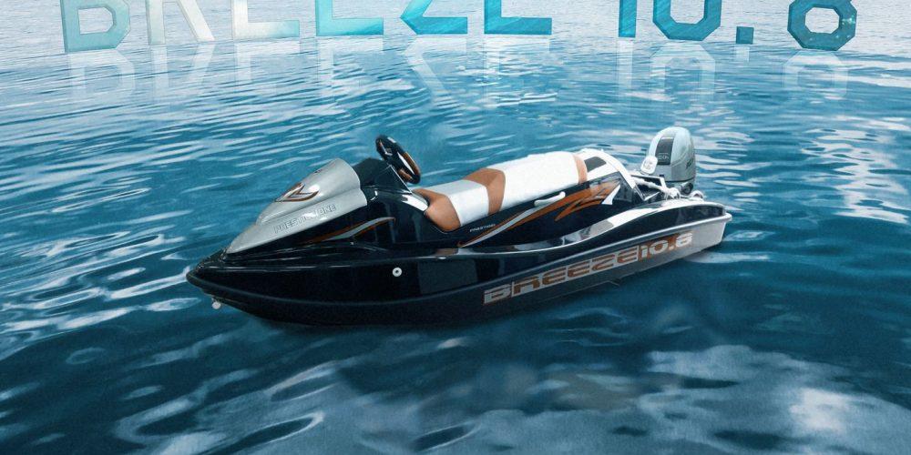 moto d acqua senza patente breeze