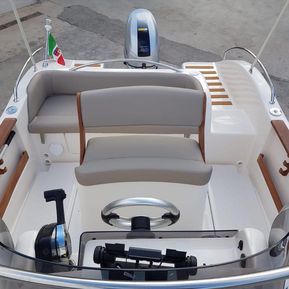 prestige one 19 ascari imbarcazioni anzio